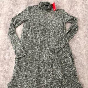 NEW!! Never worn! Skater girl turtle neck dress